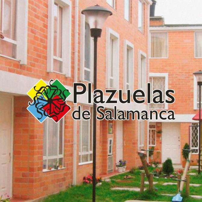Plazuelas de Salamanca